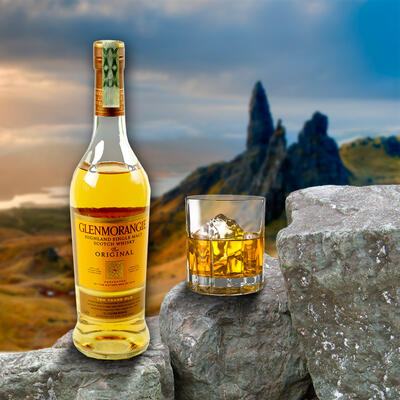 Whisky Glenmorangie Original 10 let - 0,7l